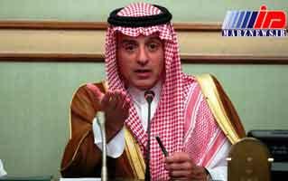 الجبیر، اتهامات نخ نمای خود علیه ایران و قطر را تکرار کرد