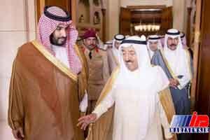 سایه اختلافات بر سفر ولیعهد سعودی به کویت