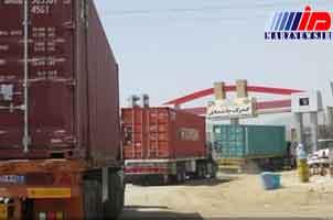 صادرات گمرکات کردستان امسال رشد ۹۱ درصدی داشته است