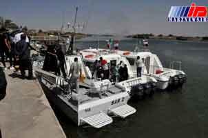 خط دریایی میان ایران و عراق دوباره برقرار شد