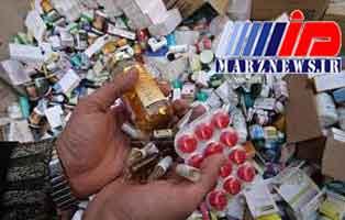 کشف ۹ میلیارد ریال داروی قاچاق در شهریار