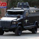تحویل تجهیزات انتظامی شهری و مرزبانی به ناجا