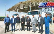 بازدید رئیس اداره کل سوختگیری هواپیمایی کشور از فرودگاه پیام