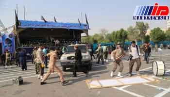 تعدادی از مقصرین حادثه تروریستی اهوازبه دادگاه معرفی شدند