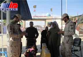 ورود بدون روادید اتباع عراقی از مرز شلمچه از ۱۴ مهر ممنوع شد