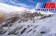 اولین برف امسال مهمان ارتفاعات اردبیل میشود