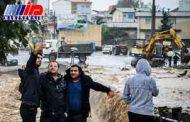بارش شدید باران در گیلان آغاز شد / احتمال وقوع سیل در استان