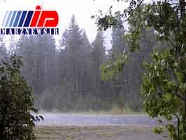 رکوردشکنی شدت بارندگی در مازندران