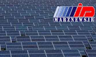 احداث نیروگاه خورشیدی برای تامین برق بصره