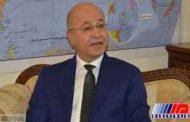 اظهارات ضد ایرانی منتسب به رئیس جمهوری عراق ساختگی است