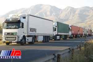 گمرک از تسهیل خروج کامیون ها در ایام اربعین خبر داد