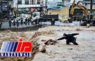 ۲۱ کشته و مصدوم در حوادث سیل اخیر مازندران