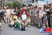 سرباز هنگ مرزی مریوان به شهادت رسید