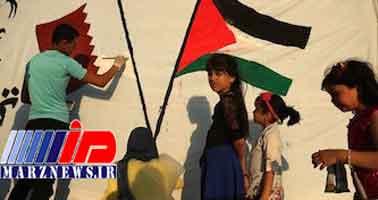 کمک ۱۵۰ میلیون دلاری قطر به غزه