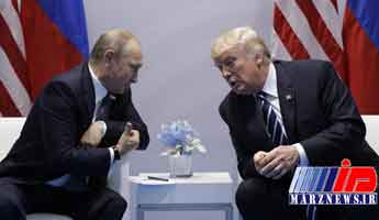 روسیه برای دیدار پوتین و ترامپ در پاریس اعلام آمادگی کرد