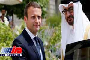 ولیعهد ابوظبی سفرش را به فرانسه لغو کرد