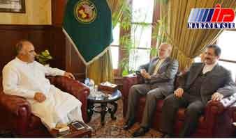 همکاری اقتصادی و تجاری ایران و پاکستان گسترش می یابد