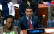 بحرین از خاورمیانه عاری از سلاح اتمی حمایت می کند