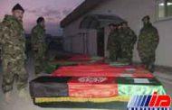 ۲۱ نظامی ارتش افغانستان در حمله طالبان کشته شدند