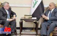 دیدار عبدالمهدی با اولین مقام آمریکایی در بغداد