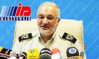 رکورد بیسابقه پلیس ایران در کشف موادمخدر