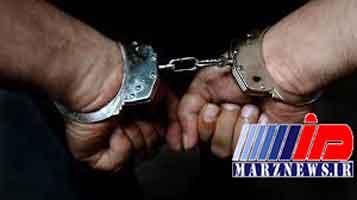 دستگیری عامل سرقت های صبحگاهی در مشهد