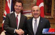 وزیران خارجه انگلیس و ترکیه درباره خاشقچی گفتوگو کردند
