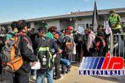 زائران بدون ویزا به مرز مراجعه نکنند