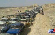 کارناوال قاچاق سوخت در مرزها