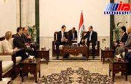 المالکی: با اصل تحریم های آمریکا علیه ایران مخالفیم