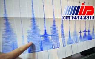 وقوع زلزله ۴٫۵ ریشتری در سیستان و بلوچستان