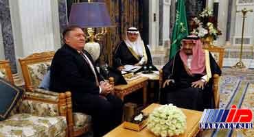 جزییات تازه از دیدار نه چندان دوستانه پامپئو با سعودیها