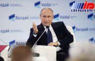 پوتین:حمله هسته ای به روسیه ضربه متقابل گریزناپذیر در پی دارد