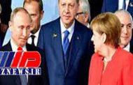 ترکیه میزبان سران روسیه، فرانسه و آلمان در ارتباط با سوریه