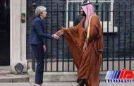 مراودات تسلیحاتی انگلیس وعربستان نیم میلیارد دلارافزایش یافت