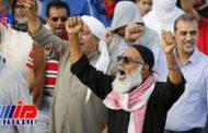 بحرینی ها علیه انتخابات فرمایشی رژیم آل خلیفه تظاهرات کردند