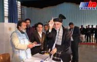 انتخابات مجلس افغانستان آغاز شد