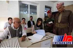 برنده انتخابات پارلمانی در اقلیم کردستان اعلام شد