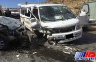 تصادف زائران ایرانی در عراق ۱ کشته بجا گذاشت