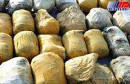 ۱۳۴۰کیلوگرم تریاک در بندرلنگه کشف شد