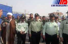 امنیت زائران در گذرگاه های مرزی تامین شده است