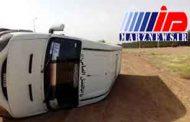 خودرو حامل ۶ زائر ایرانی در بصره واژگون شد