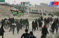 مسدود شدن مرز مهران تا عادی شدن شرایط جوی