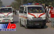 ۵۴ کشته و زخمی بر اثر برخورد دو اتوبوس در پاکستان