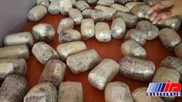 محموله سه تنی مواد مخدر در مشهد کشف شد