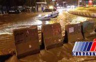 خسارت ۱۵ میلیاردی توفان به جادههای ایلام