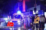 حمله زندانی فراری با چاقو به عابران پیاده در استانبول