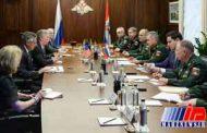 آمریکا و روسیه بر ادامه گفت وگوها تاکید کردند