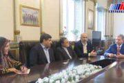 ایران مایل به توسعه همکاری های فرهنگی باکشور آذربایجان است