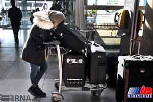 بدی آب و هوا برخی پروازها به مقصد ایلام و بوشهر را لغو کرد